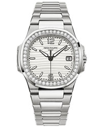 Patek Philippe Nautilus Ladies Watch Model 7010-1G-011