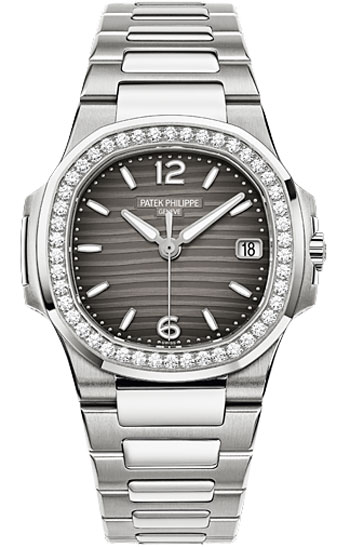 Patek Philippe Nautilus Ladies Watch Model 7010-1G-012