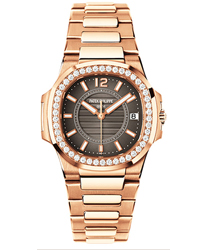 Patek Philippe Nautilus Ladies Watch Model 7010-1R-010