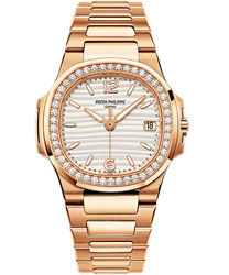 Patek Philippe Nautilus Ladies Watch Model 7010-1R-011