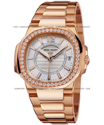Patek Philippe Nautilus Ladies Watch Model 7010-1R