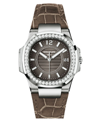 Patek Philippe Nautilus Ladies Watch Model 7010G-010