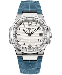 Patek Philippe Nautilus Ladies Watch Model 7010G-011