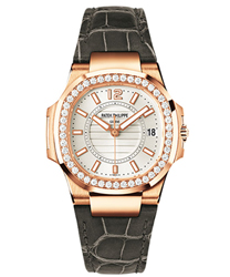 Patek Philippe Nautilus Ladies Watch Model 7010R-001