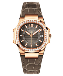 Patek Philippe Nautilus Ladies Watch Model 7010R-010