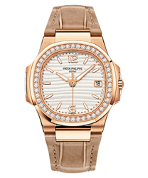Patek Philippe Nautilus Ladies Watch Model 7010R-011