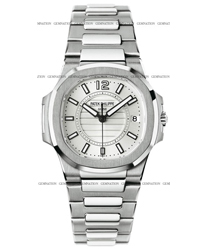 Patek Philippe Nautilus Ladies Watch Model 7011-1G-S