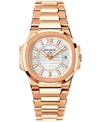 Patek Philippe Nautilus Ladies Watch Model 7011-1R-001