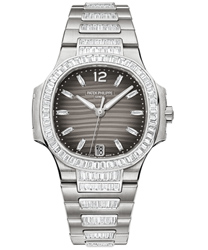 Patek Philippe Nautilus Ladies Watch Model 7014-1G-001