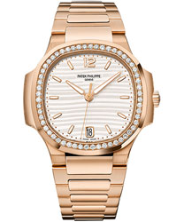 Patek Philippe Nautilus Ladies Watch Model 7118-1200R-001