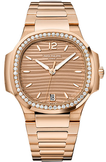 Patek Philippe Nautilus Ladies Watch Model 7118-1200R-010