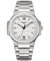 Patek Philippe Nautilus Ladies Watch Model 7118-1A-010