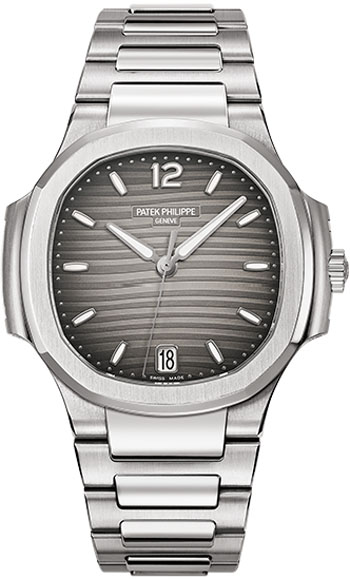 Patek Philippe Nautilus Ladies Watch Model 7118-1A-011