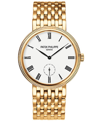 Patek Philippe Calatrava Ladies Watch Model 7119-1J-010