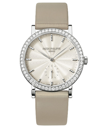 Patek Philippe Calatrava Ladies Watch Model 7120G-001