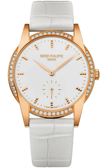 Patek Philippe Calatrava Ladies Watch Model 7122-200R-001