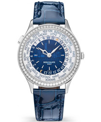 Patek Philippe New York 2017 Limited Edition Ladies Watch Model 7130G-015