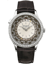 Patek Philippe Complicated  Ladies Watch Model: 7130G