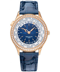 Patek Philippe New York 2017 Limited Edition Ladies Watch Model: 7130R-012