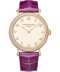 Patek Philippe Calatrava Ladies Watch Model 7200-200R-001