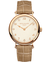 Patek Philippe Calatrava Ladies Watch Model 7200R-001