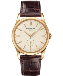 Patek Philippe Calatrava Men's Watch Model 5196J