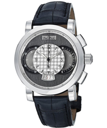 Paul Picot Technograph Men's Watch Model: P0334-2Q.SG.A3201