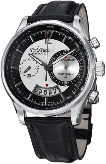 Paul Picot Gentleman Men's Watch Model P2134Q.SG.8401