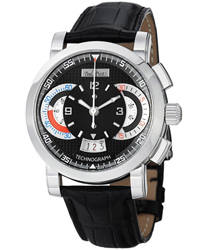 Paul Picot Technograph Mens Wristwatch Model: P3434Q.SG.3401