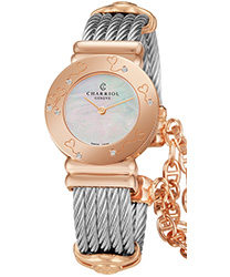 Charriol St Tropez Ladies Watch Model 028BHP540552