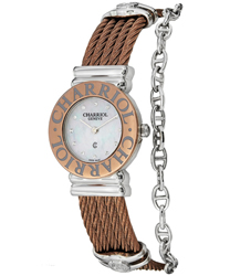 Charriol St Tropez Ladies Watch Model: 028CB.543.326