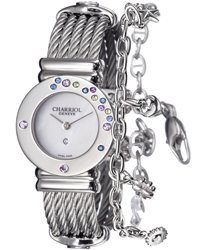 Charriol St Tropez Ladies Watch Model 028F32.540.452