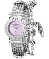 Charriol St Tropez Ladies Watch Model 028F33.540.455