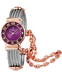 Charriol St Tropez Ladies Watch Model 028PAD4540566