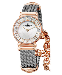 Charriol St Tropez Ladies Watch Model 028PCD1540563
