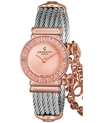 Charriol St Tropez Ladies Watch Model 028PCD2540565