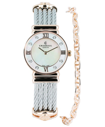 Charriol St Tropez Ladies Watch Model 028PD1.540.552