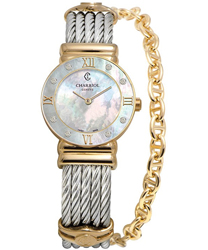 Charriol St Tropez Ladies Watch Model 028YD1.540.552