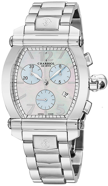 Charriol Columbus Men's Watch Model 060T100718