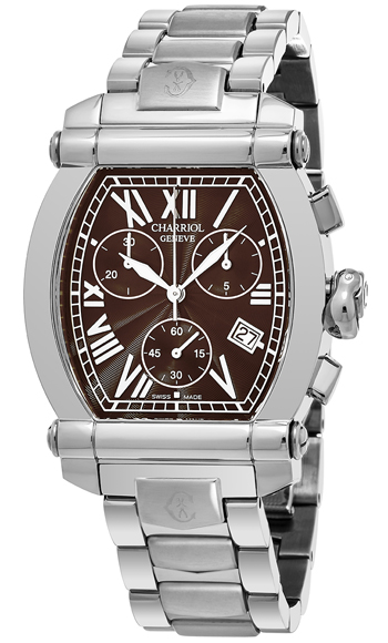 Charriol Columbus Men's Watch Model 060T100T001
