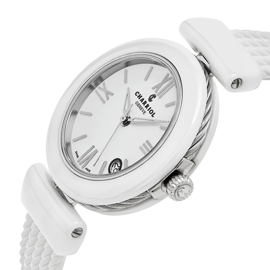 Charriol AEL Ladies Watch Model AE33CW.174.004 Thumbnail 2