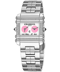 Charriol Actor Ladies Watch Model: CCHDTD110HDT02