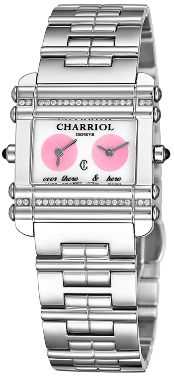 Charriol Actor Ladies Watch Model CCHDTD1110HDT02