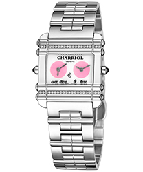 Charriol Actor Ladies Watch Model: CCHDTD1110HDT02