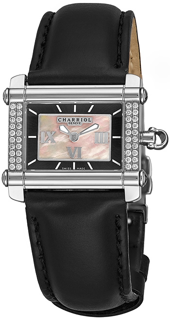 Charriol Actor Ladies Watch Model CCHSD361HS02