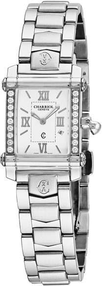 Charriol Columbus Ladies Watch Model CCSTRDD910820