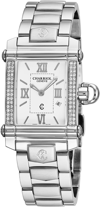 Charriol Columbus Ladies Watch Model CCSTRHD920830