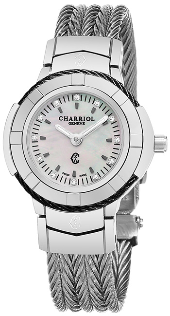 Charriol Celtic Ladies Watch Model CE426SB640010