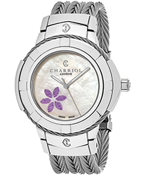 Charriol Celtic Ladies Watch Model: CE438S650011