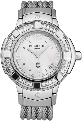 Charriol Celtic Men's Watch Model CE438SD650001